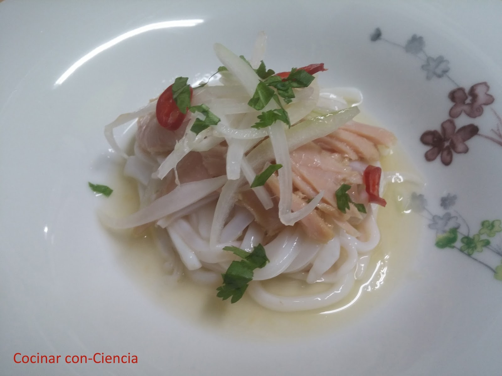 Cooking the chef 15 2 mayo 2016 ceviche de chipir n y - Cocina con garrote ...