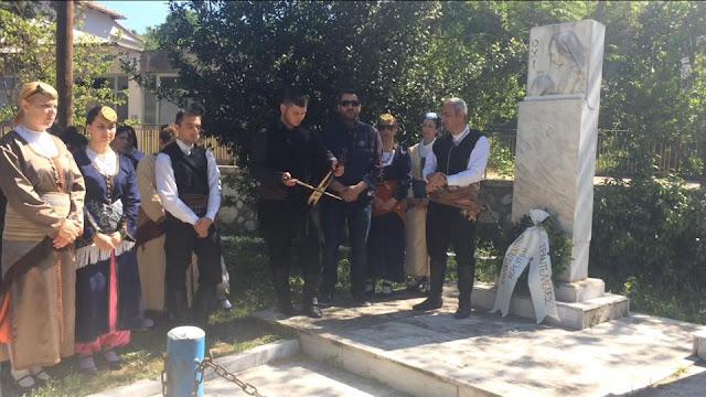 """Τη μνήμη των θυμάτων της Γενοκτονίας τίμησαν οι """"Τραντέλλενες"""" Ξάνθης"""