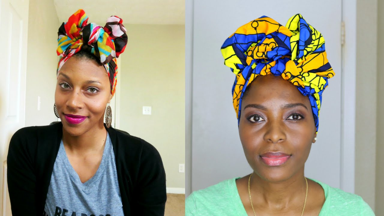 Download video how to tie ankara gele part 2nigeria africa gele this is a quick video of how to tie ankara gele using 1 yard of ankara material to tie headscarf like gele which is what most makeup artist use now instead ccuart Gallery