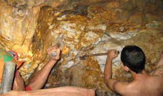 Como saber donde hay oro en venezuela