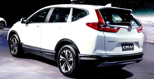 Spesifikasi dan fitur honda cr v 7 seater yang diluncurkan for Honda crv 7 seater usa