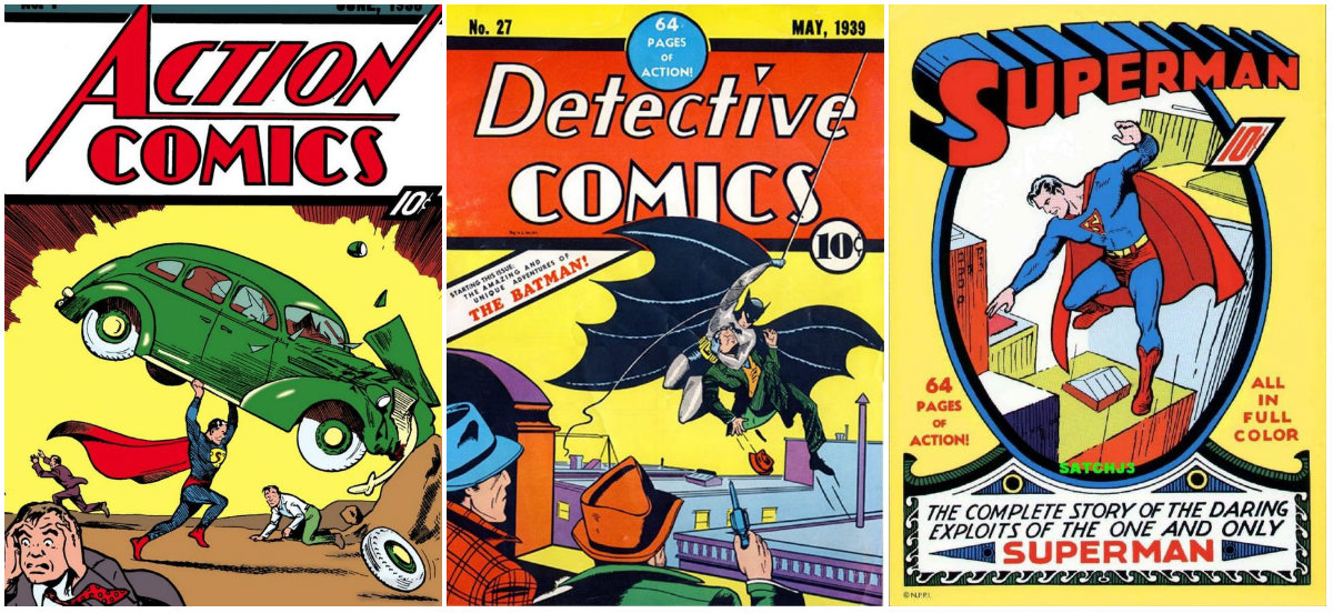 10 Most Expensive Dc Comic Books Ever Sold Are You Lucky Enough To