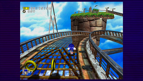 DLC Review: Sonic Adventure DX Upgrade (PSN) - Digitally