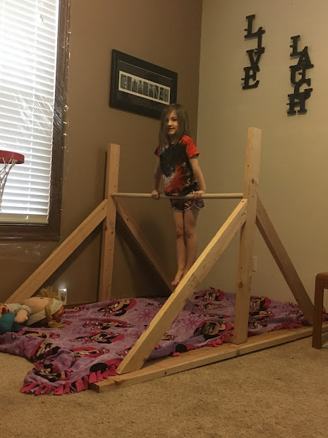 Gymnastic Bars Adults Diy Vtwctr