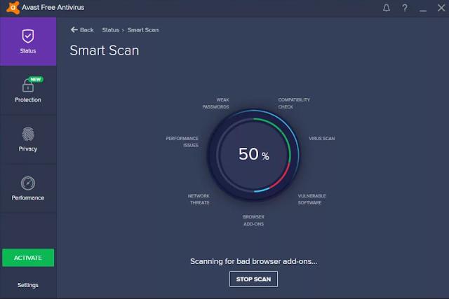 Avast Free Antivirus 2019 Offline Installer