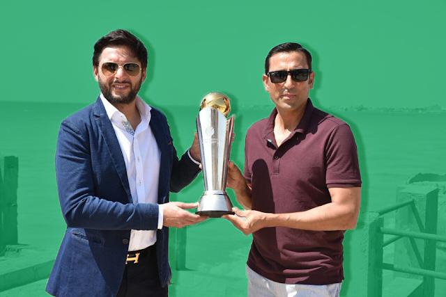 ICC Champions Trophy 2017 Pakistan