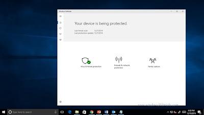 Secure Improved Windows Defender Dashboard
