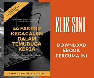 Download eBook 44 faktor kegagalan dalam temuduga kerja