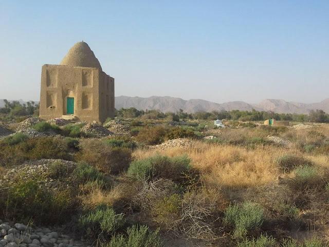 Sardar Panju khan Khajjak Tomb