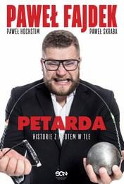 http://lubimyczytac.pl/ksiazka/4864902/pawel-fajdek-petarda-historie-z-mlotem-w-tle