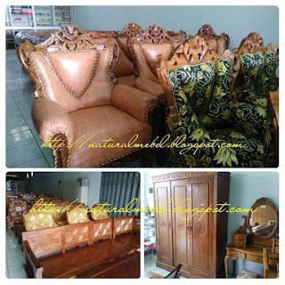 Jual Furniture Jati Samarinda