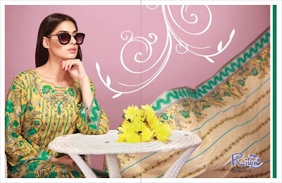 Shariq summer lawn suits designs 2017 for girls