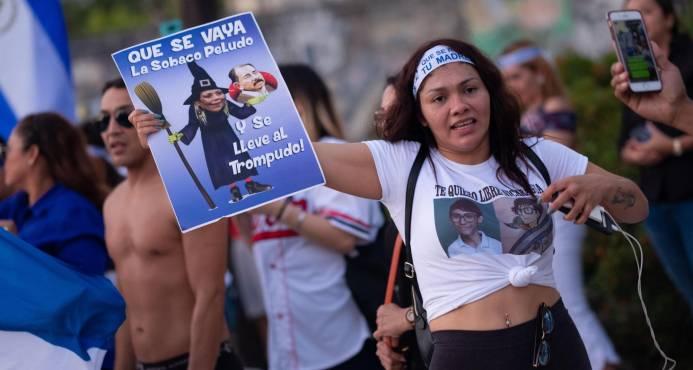 Oposición de Nicaragua cuestiona acuerdos con la OEA y urge anticipar salida de Ortega