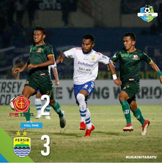 PS Tira vs Persib Bandung 2-3