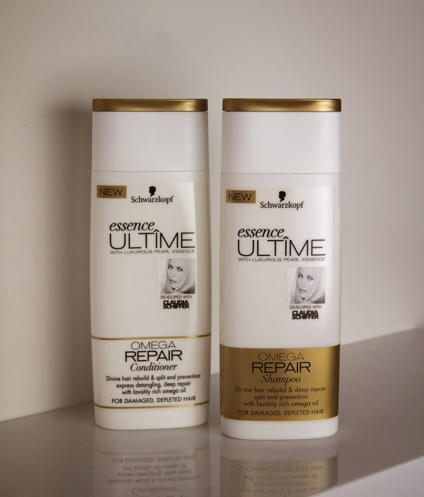 schwarzkopf essence ultime omega repair shampoo and conditioner review
