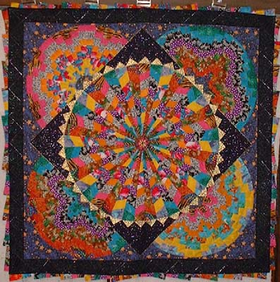 Gefilte Quilt Circular Quilts New And Old