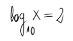 Incognitas en logaritmos 3
