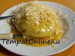 serabi saus durian