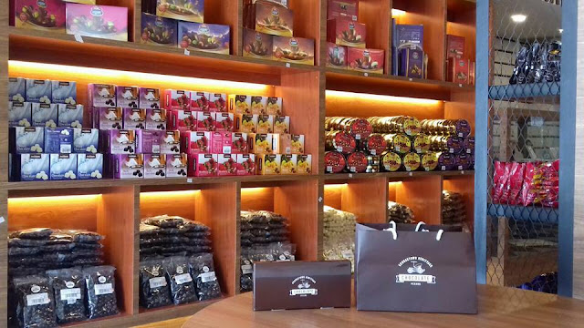 Georgetown Herittage Chocolate Penang