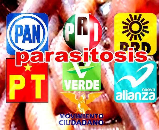 Parasitosis política