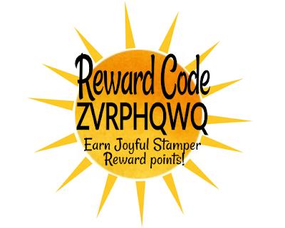 loyalty program shop for craft supplies stampin' up! Joyful Stamper Rewards Points
