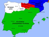 Islam di Andalusia Periode Bani Umayyah Damaskus (711-755) Masehi