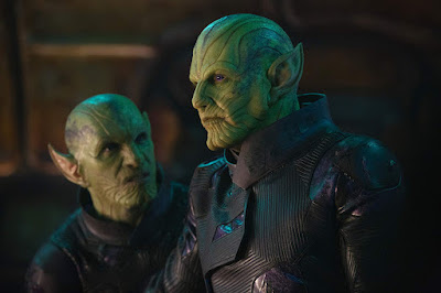 Captain Marvel 2019 MCU movie still Ben Mendelsohn Skrulls
