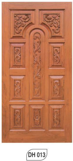 Burma Teak Doors of royal wooden doors bangalore