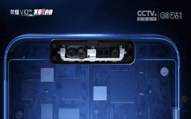 Huawei face id