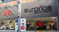 OUTLETS SURPRICE: The North Face - Polo - Gap - Banana Republic -  Brooks Brothers - Roxy - DC - Kipling