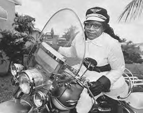 Bessie Stringfield: एक ऐसी महिला जिसके कारनामे हर किसी के लिए मिसाल बन गए।