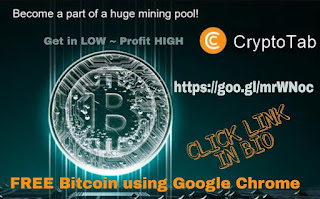 CryptoTab 2018 Bitcoin Mining Pool Referral