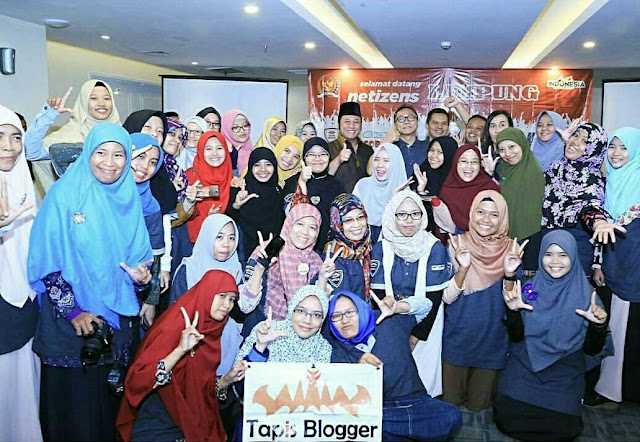 netizen gathering with MPR