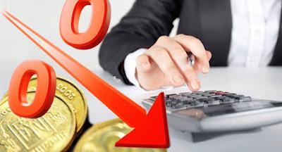 НБУ знизив облікову ставку на 0,5 %