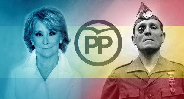 Esperanza Aguirre y Millán Astray