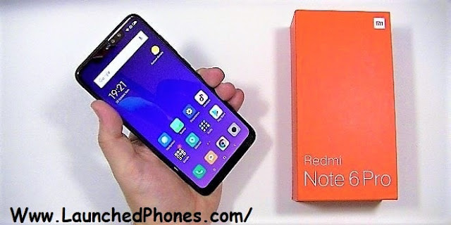 This telephone is launched inwards Bharat today amongst the 2 variants Xiaomi Redmi Note half dozen Pro vs Note five Pro