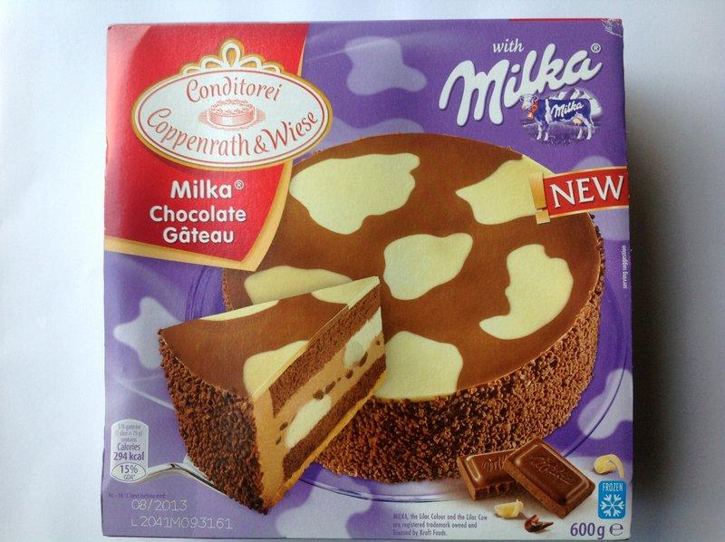 Chocolate Cake Milka
