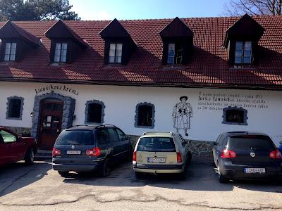 Restauracja janosika Valaska Dubowa