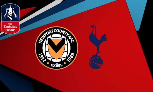 Newport vs Tottenham Full Match & Highlights 27 January 2018