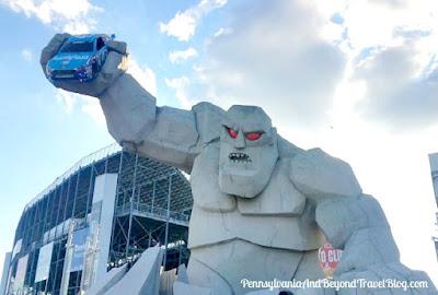 NASCAR Racing at Dover International Speedway in Delaware
