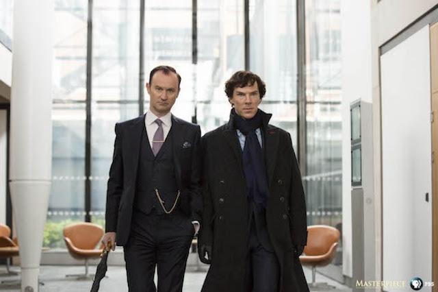 La cuarta temporada de Sherlock enseña nuevas imágenes 3