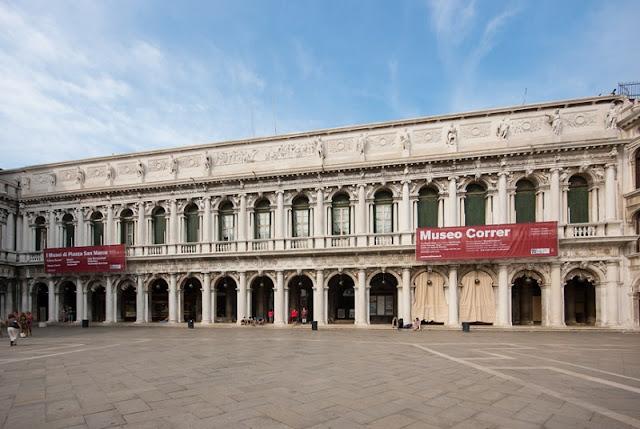 Museu Correr em Veneza na Itália
