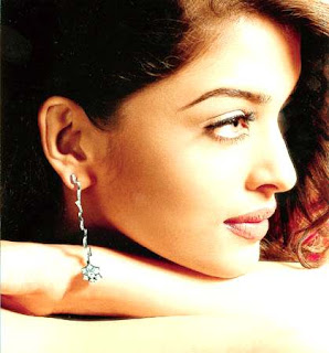 Aishwarya Rai Side Face 2