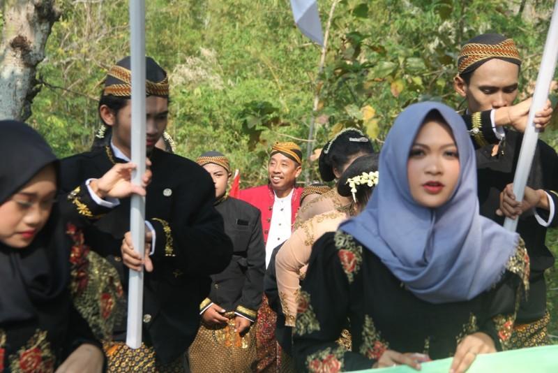 Kenalkan Destinasi Wisata, Gowak Gelar Kirab Budaya
