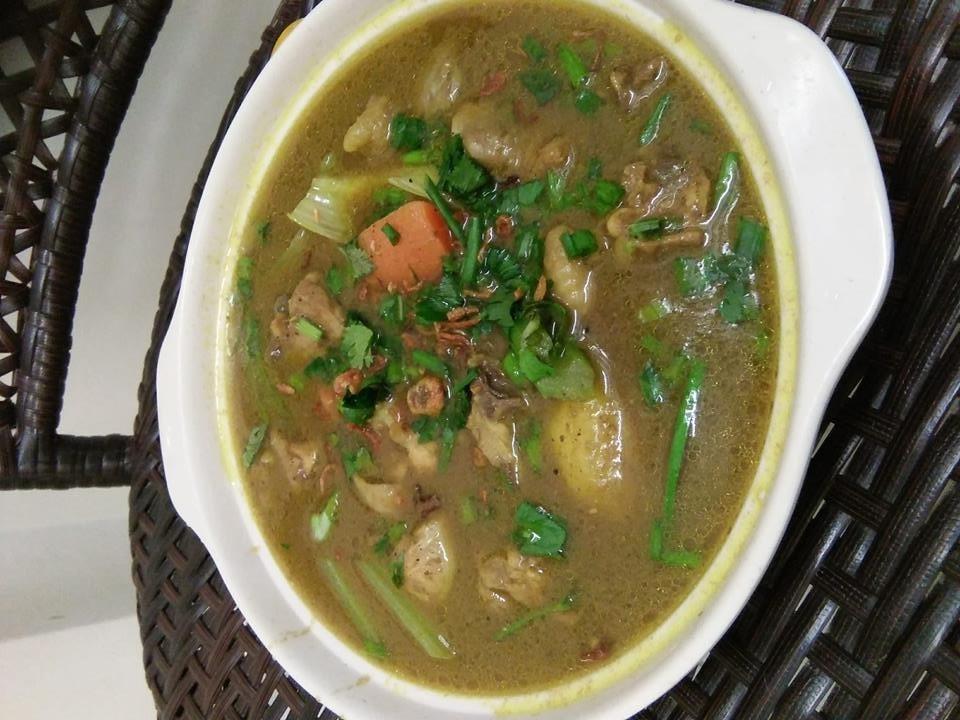 Resepi Mudah Sup Ayam Panas Menggiurkan!