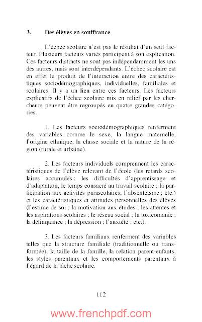 Comprendre la réclusion scolaire par Joel Gaillard PDF