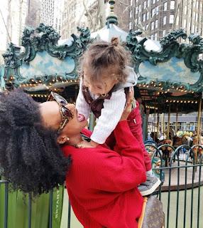Sheron Menezzes com o filho Benjamin — Foto: Reprodução/Instagram