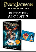 Percy Jackson: Sea of Monsters (movie)