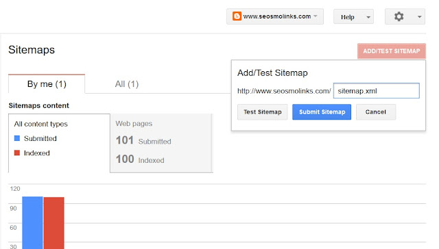 yahoo google bing sitemap generator