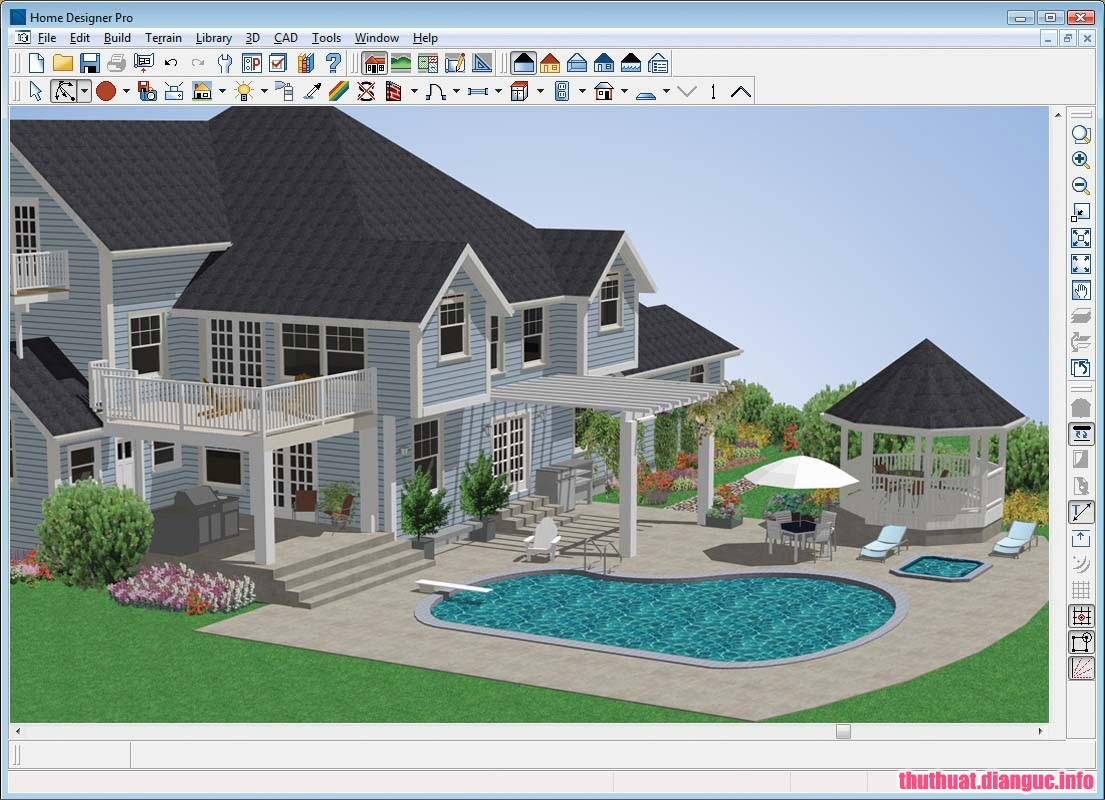 Download Home Designer Professional 2020 v21.1.1.2 Full Cr@ck